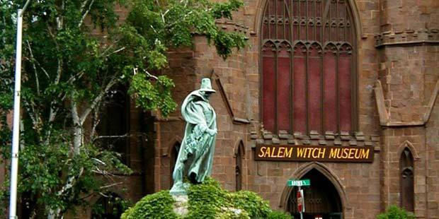 Salem Witch Museum 1