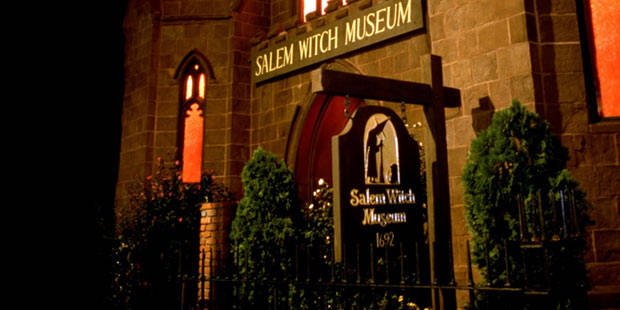 Salem Witch Museum 5