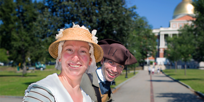 The Freedom Trail Foundation Walking Tour 1