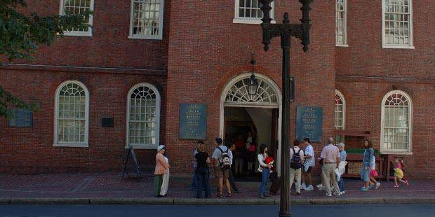 The Freedom Trail Foundation Walking Tour 5