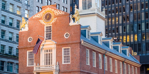 The Old State House Museum 1
