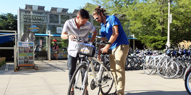 Bike and Roll Rentals And Tours 2