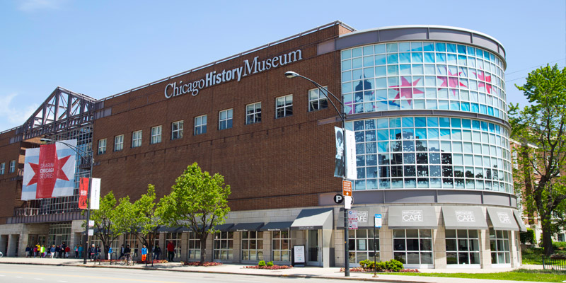芝加哥历史博物馆 1