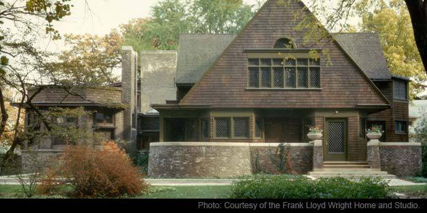 frank lloyd wright home studio tour tickets conomisez jusqu 39 55. Black Bedroom Furniture Sets. Home Design Ideas