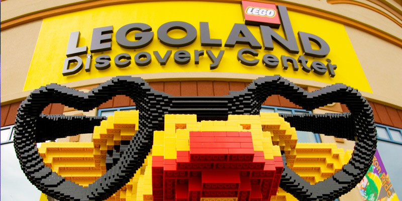 LEGOLAND® Discovery Center Tickets - Save Up to 45% Off