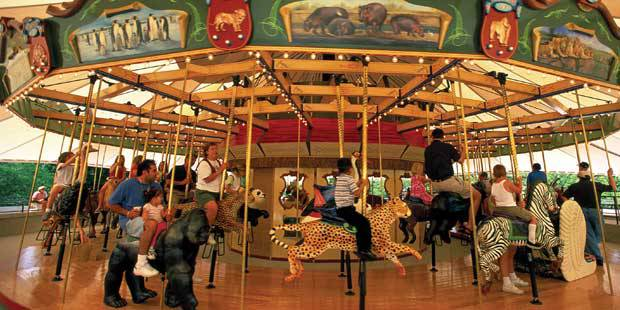 Lincoln Park Zoo Carousel and Children s Train 3