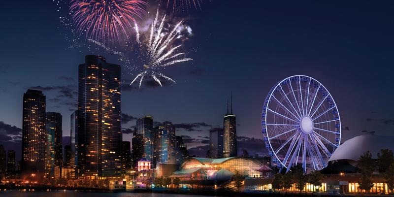 Navy Pier Ferris Wheel Tickets - Save Up to 45% Off
