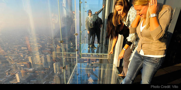 The fourth tallest building in Chicago offers spectacular degree views of the city, up to 4 states and Lake Michigan. Why not try the Go Chicago Card while you are there. Offering FREE entry to over 26 great attractions in Chicago.