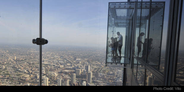 Sears Tower Skydeck 4
