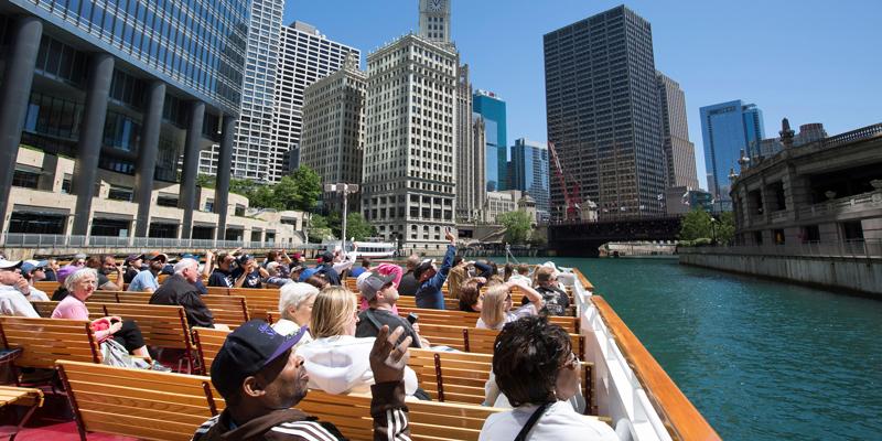 Chicago Architecture Boat Tour Biglietti