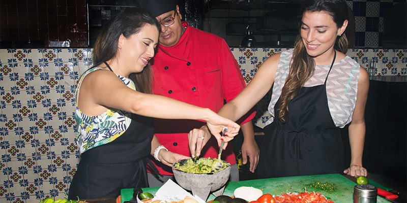 Aromas of Mexico Cooking Class 1