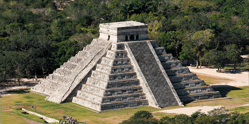 Chichen Itza At Your Own Pace 1