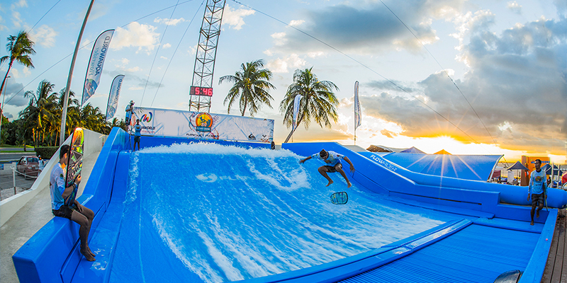 Flowrider Aquaworld 1