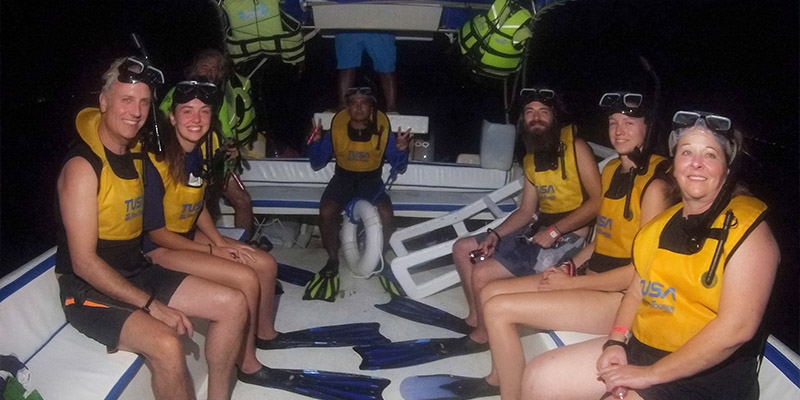 Moonlight Snorkeling Bioluminiscence Tour 1