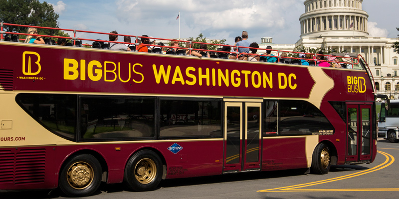 Dc Tour Bus Prices