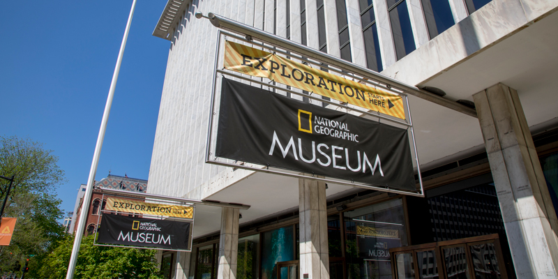 National Geographic Museum 1