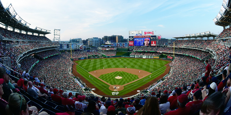 Nationals Ballpark Tour