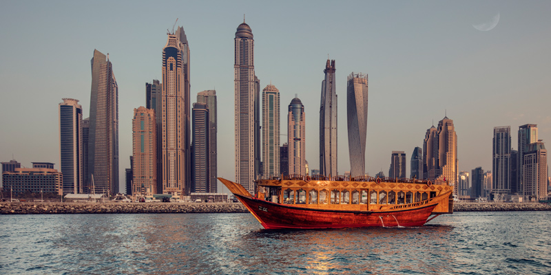 Dubai Marina Dhow Cruise Dinner Tickets Save Up To 47 Off