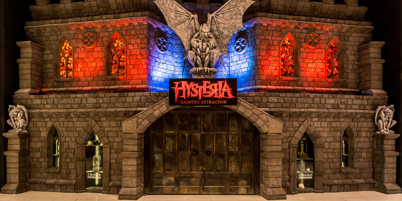 Hysteria Haunted House 1