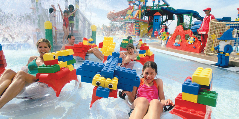 LEGOLAND Dubai Water Park Tickets - Save Up to 47% Off