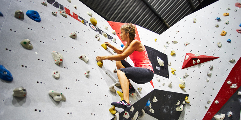 Rock Republic Bouldering Gym 1
