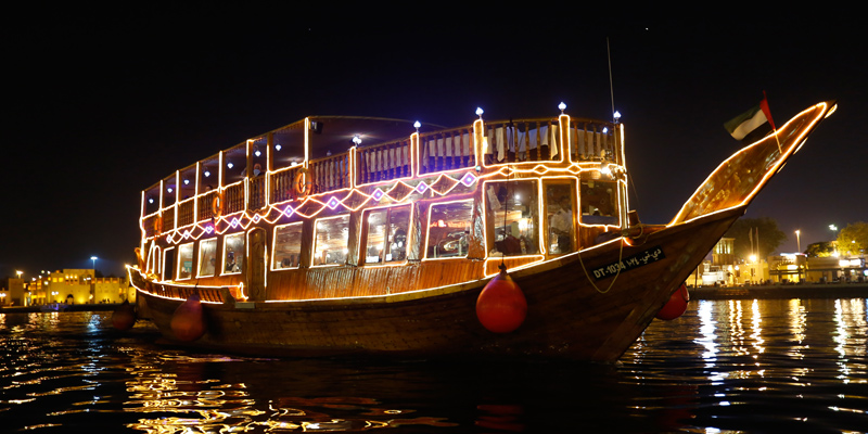 Dubai Creek Dinner Cruise Tickets Save Up To 52 Off