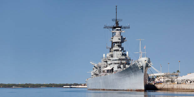 Battleship Missouri Memorial 4