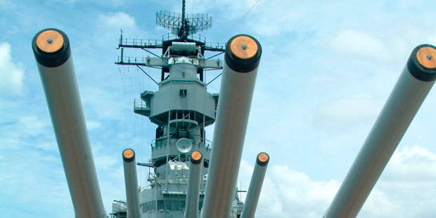 Battleship Missouri Memorial 5