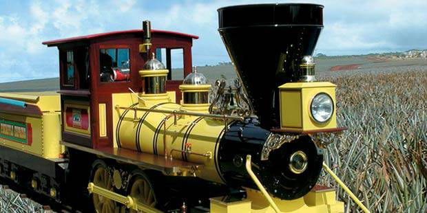 Dole Plantation Train Ride Tickets - Save Up to 55% Off