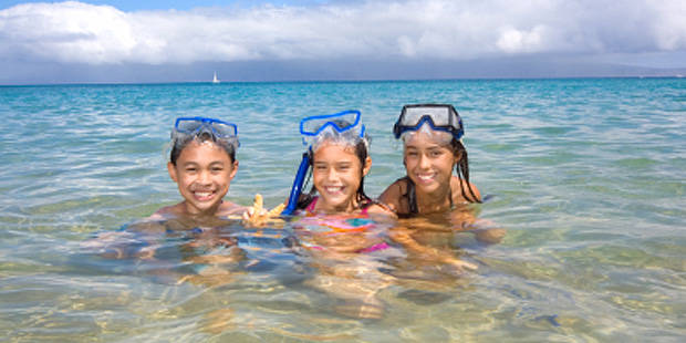 Hawaii Weekly Snorkel Rental 1