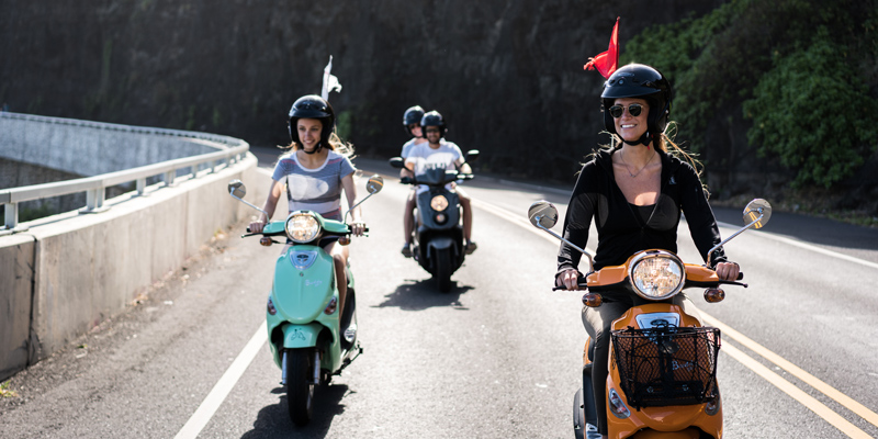 Hawaiian Style Rentals Moped and Bike Rentals 2
