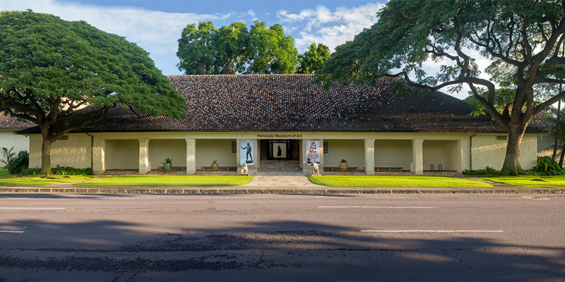 Honolulu Academy of Arts 1