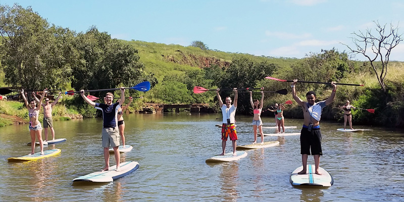 Stand Up Paddle Board 3 Alquiler Hora 1