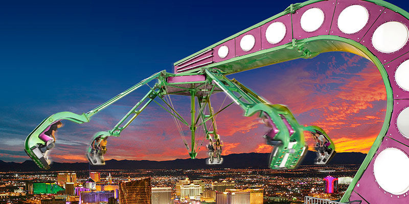 Insanity at the Stratosphere Plus VIP Access 1