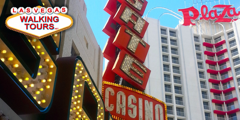 Las Vegas Downtown Walking Tour 1