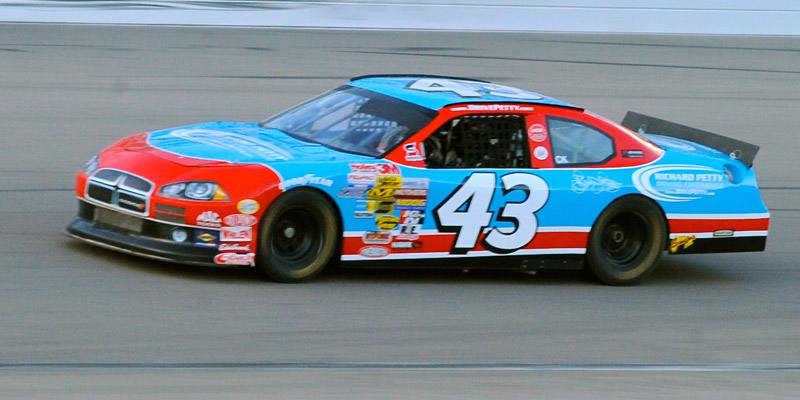 Richard Petty Driving Experience 2
