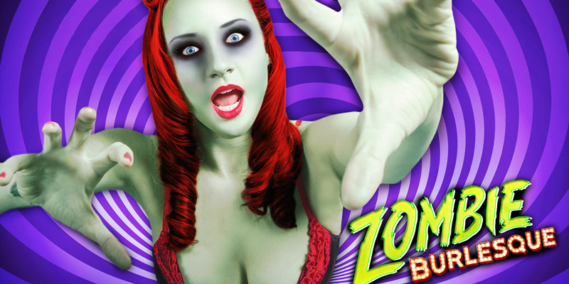 Shell Zombie Burlesque 1