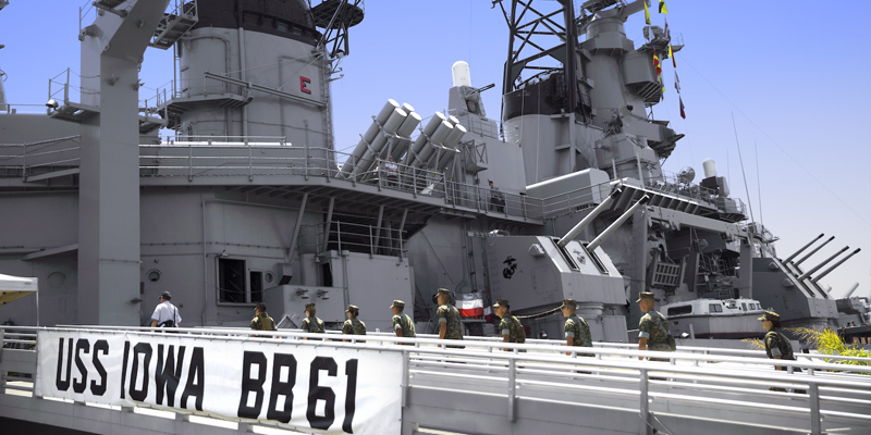 Battleship Iowa Museum Tickets Save Up To 50 Off