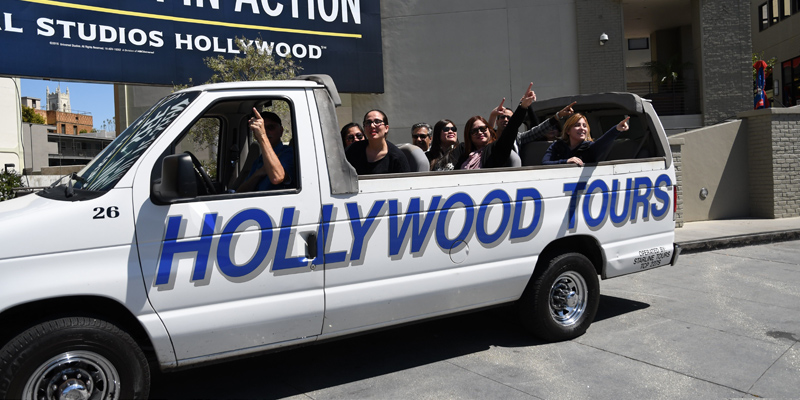 Recorridos por Hollywood, ofrecidos por Starline Tours 1