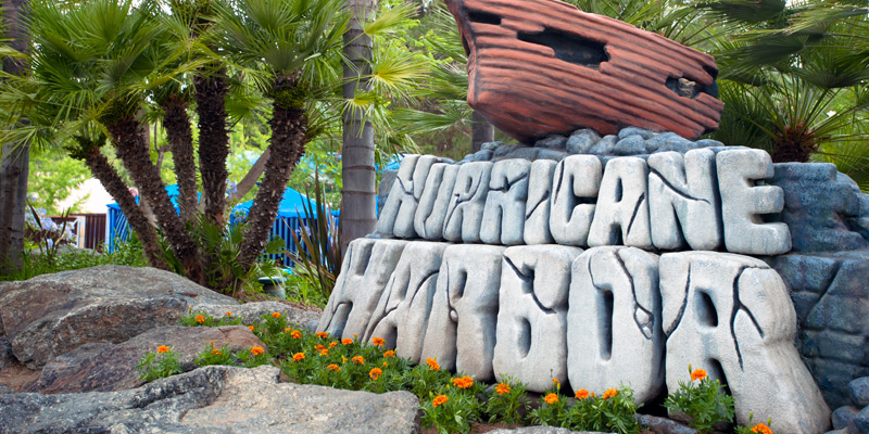 Hurricane Harbor 1