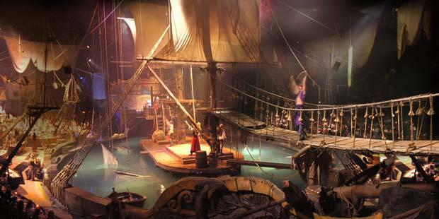 Pirates Dinner Adventure Buena Park 1