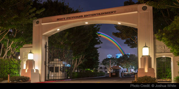 Sony Pictures Studios Tour 2