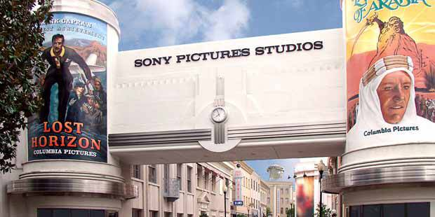 Sony Pictures Studios Tour 5