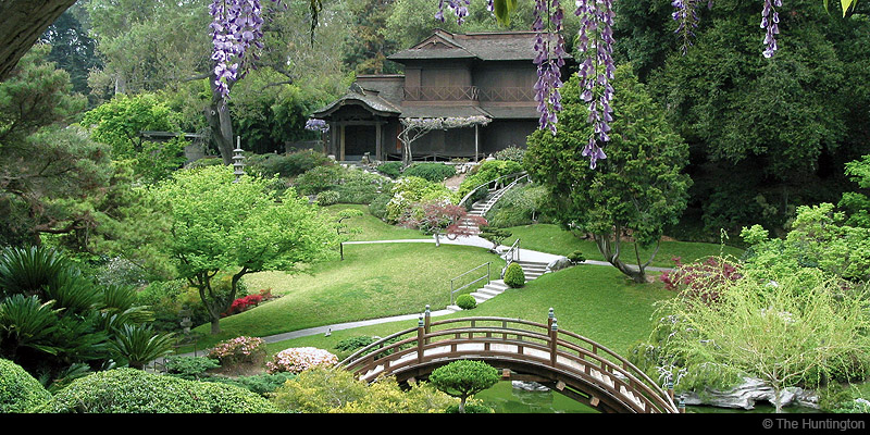 Huntington Library and Gardens 1