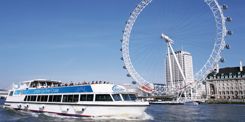 London Eye River Cruise 1