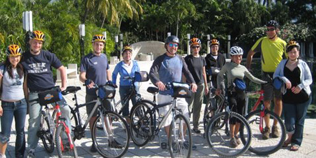 Bike and Roll Miami Bike Rental
