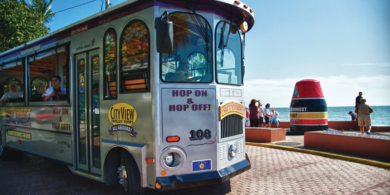 Key West Trolley Tour 1