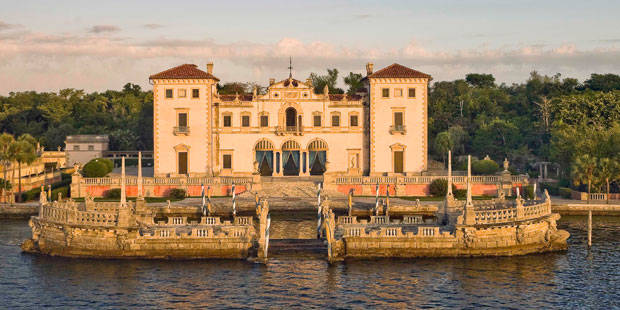 Vizcaya Museum and Gardens 1