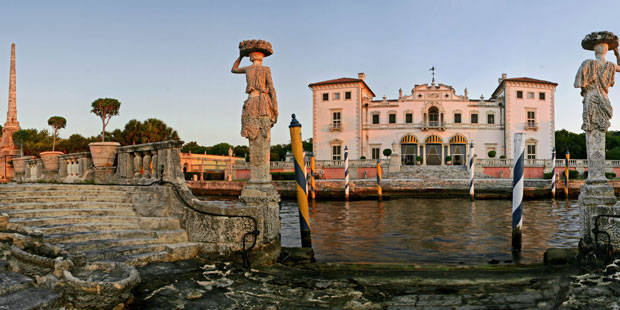 Vizcaya Museum and Gardens 2