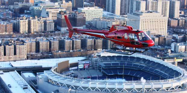 Big Apple Tour by Liberty Helicopters 2